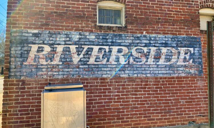 Riverside Atlanta mural