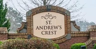 Saint Andrews Crest