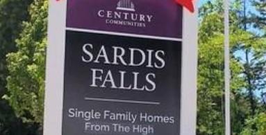 Sardis Falls