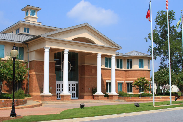 Smyrna City Hall