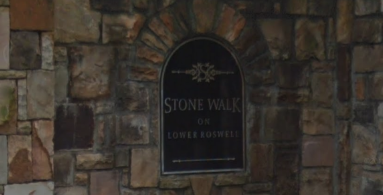 Stonewalk on Lower Roswell