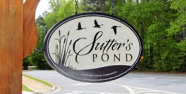 Sutter's Pond