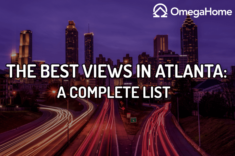 The Best Views in Atlanta