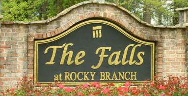 The Falls At Rocky Branch