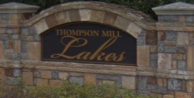 Thompson Mill Lakes