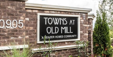 Towns at Old Mill