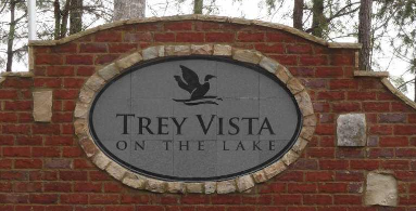 Trey Vista on the Lake