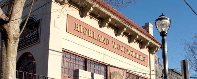 Highland Woodwoorking