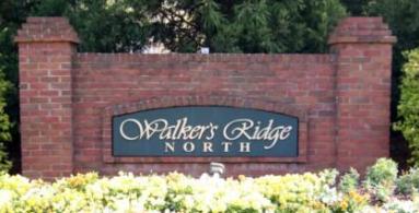 Walkers Ridge North