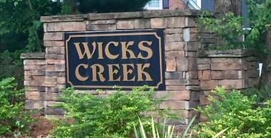 Wicks Creek
