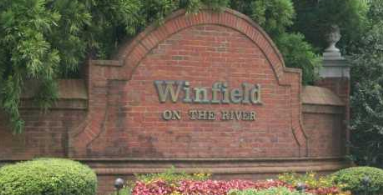 Winfield on the River