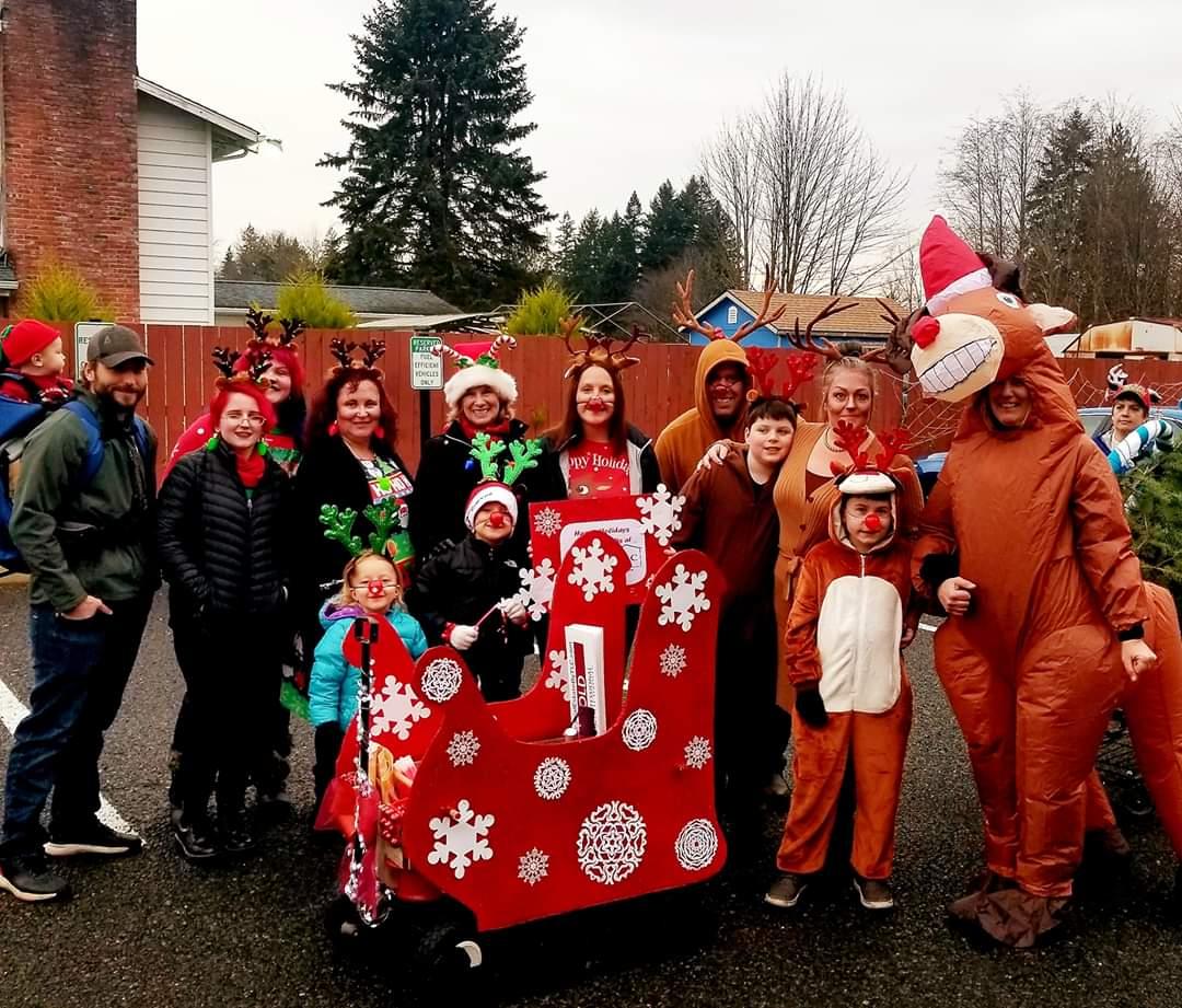 Belfair Christmas Parade
