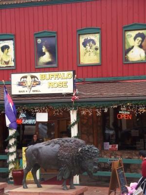 The Buffalo Rose Golden Colorado