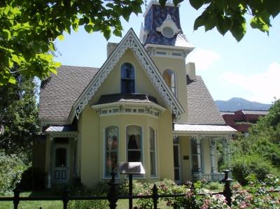 The Arnett-Fullen House