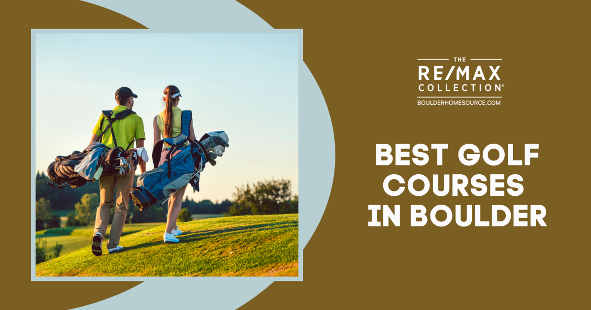 Best Golf Courses in Boulder