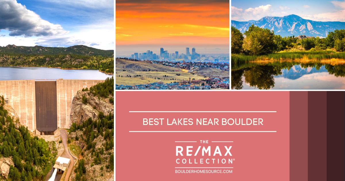 Best Lakes in Boulder