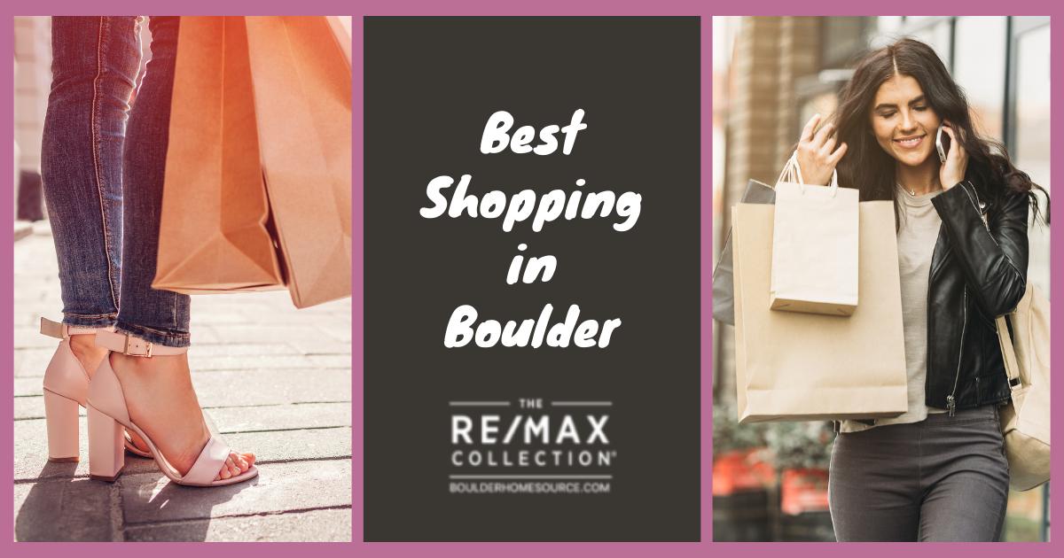 Best Shopping in Boulder
