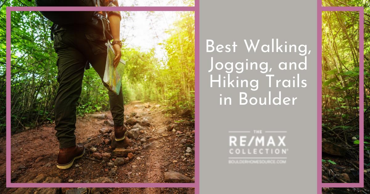 Best Walking and Jogging Trails in Boulder
