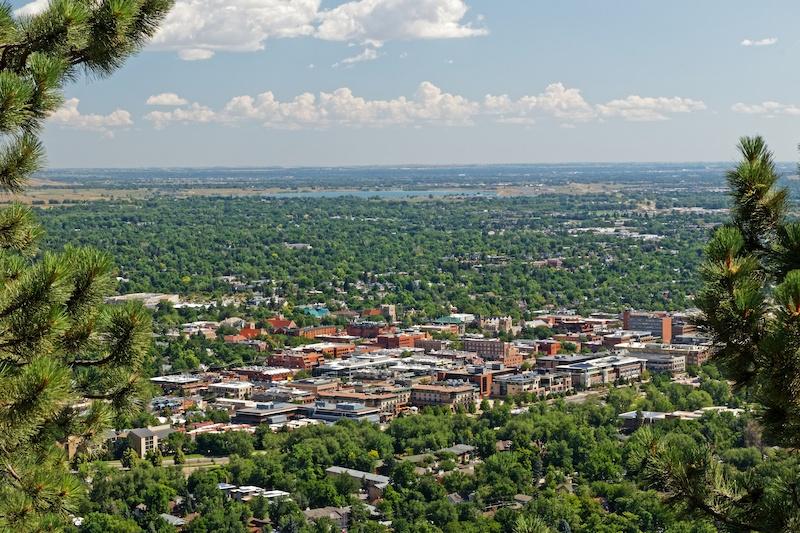 Boulder After World War II