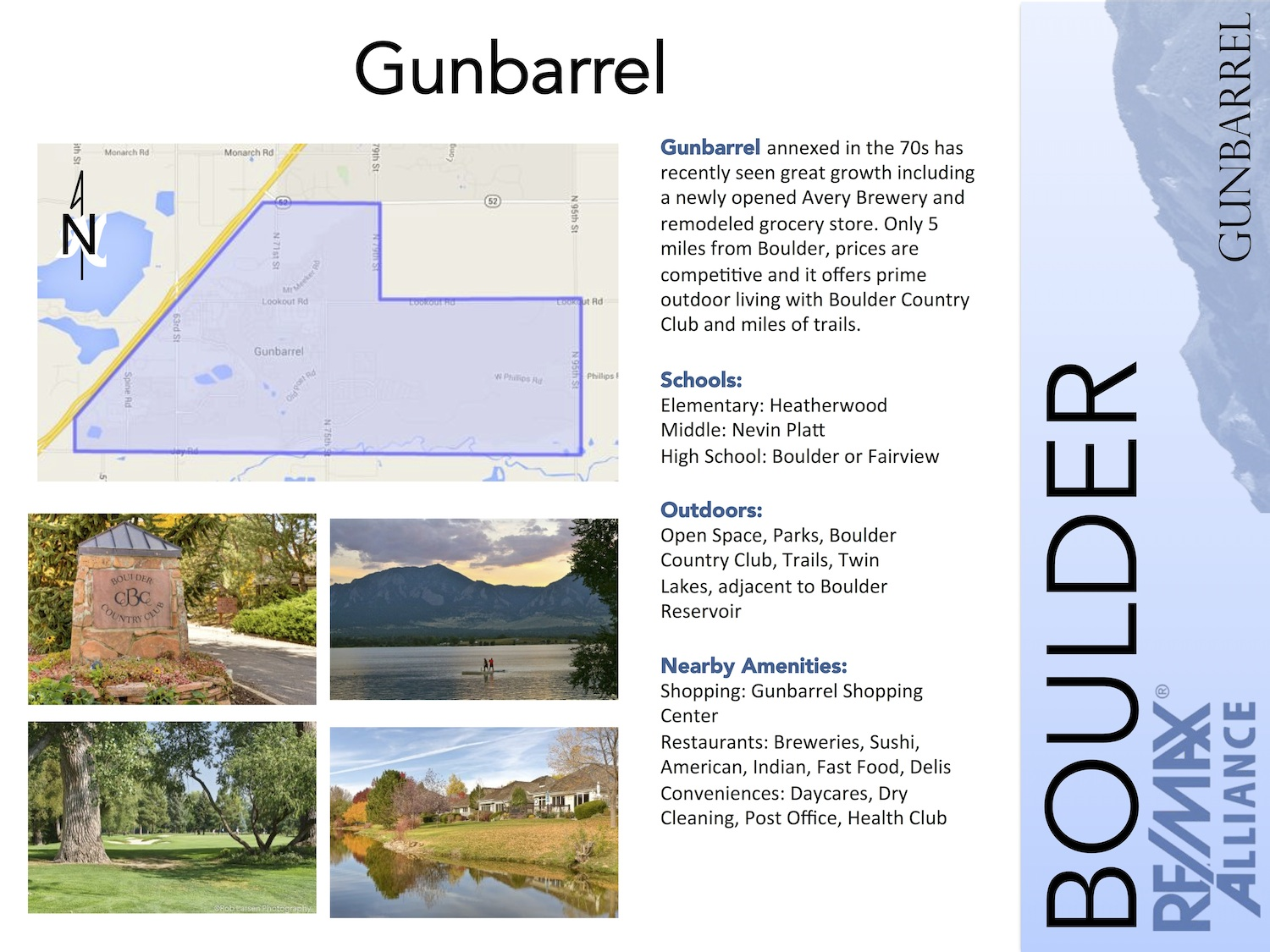 Gunbarrel, Colorado