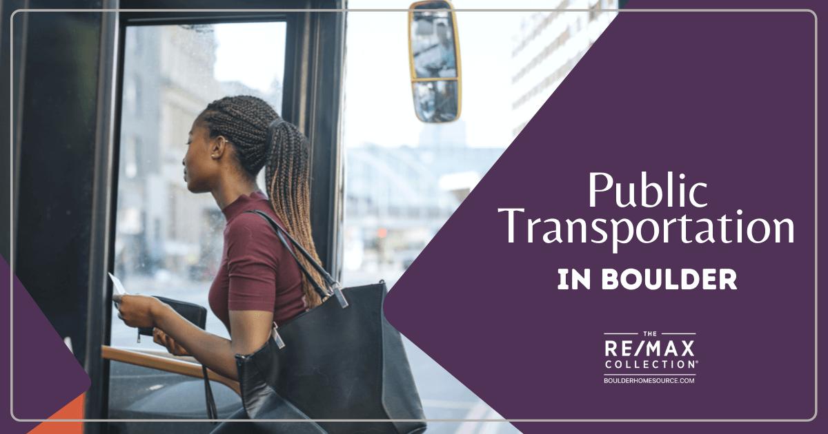 Public Transportation in Boulder