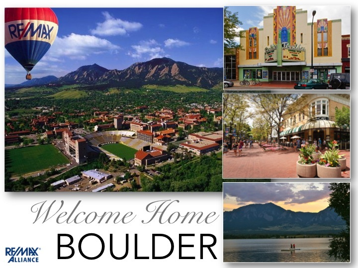 Welcome Home Boulder