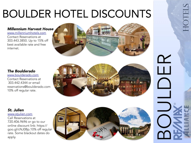 Boulder Hotels
