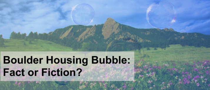 Boulder Housing Bubble