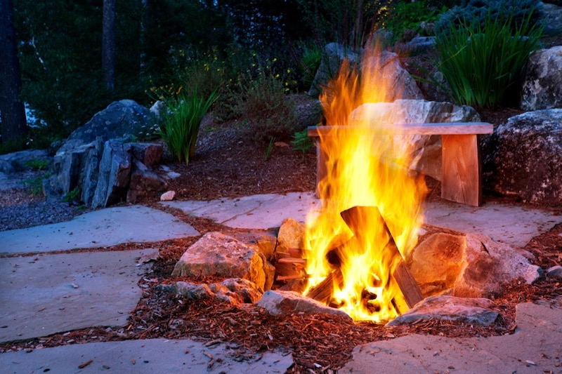 Designing a Fire Pit