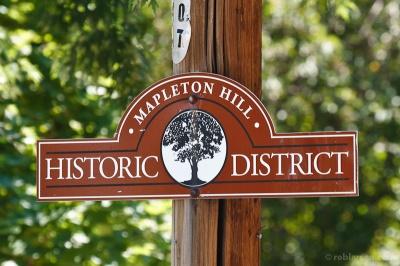 Historic Mapleton Hill