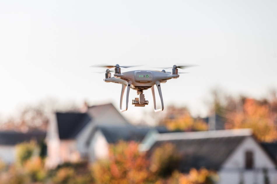 Selling Your Home? Try Using a Drone