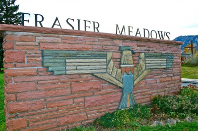 Frasier Meadows Boulder Colorado