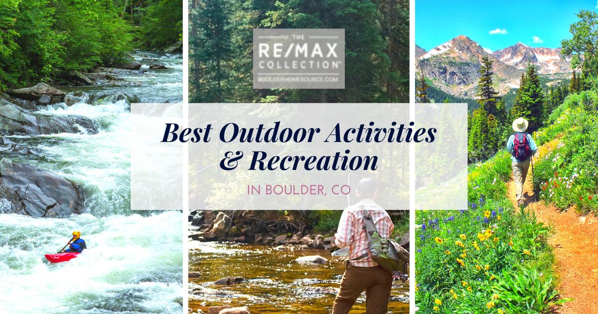 Best Outdoor Activities in Boulder