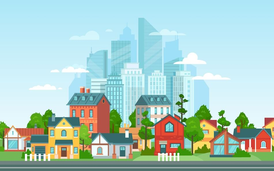 What Are the Pros and Cons of Living in a Suburb vs. Living In a City?