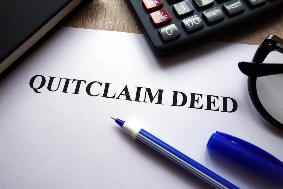 What to Know About the Quitclaim Deed