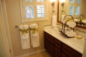 staging your Bathroom