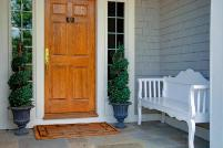 Staging Your Front Door