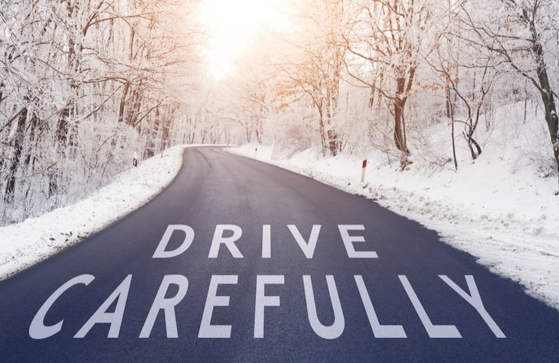 How to be a Safe Driver in Winter Weather