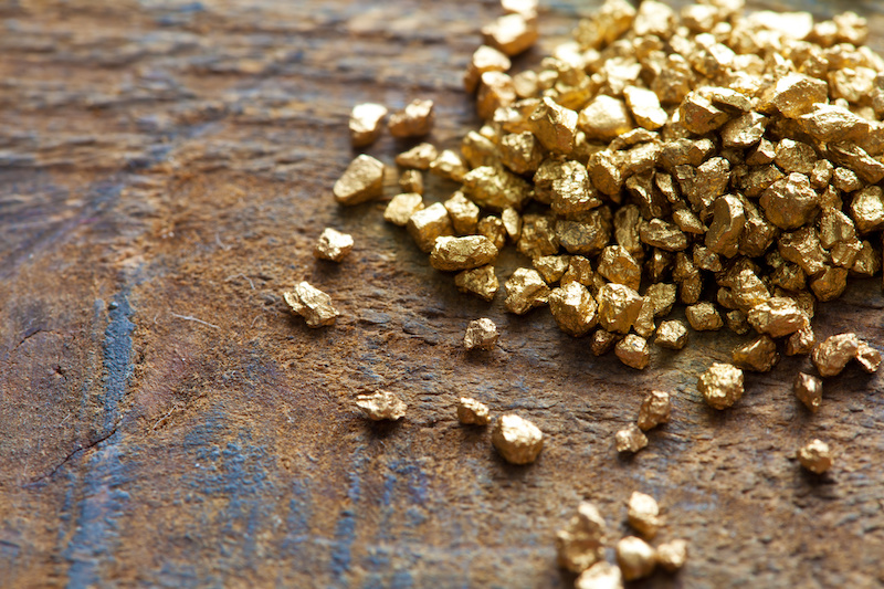 The Pikes Peak Gold Rush
