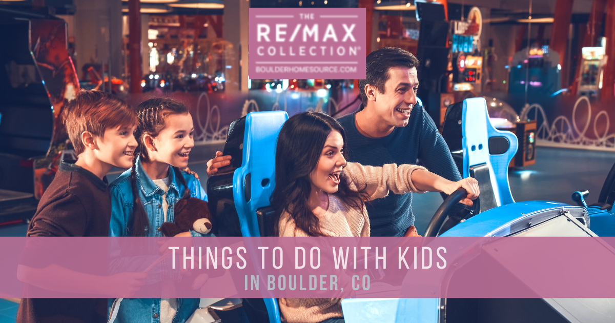 Things to Do With Kids in Boulder