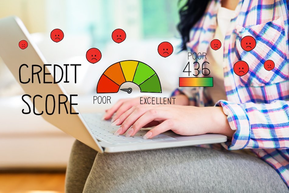 The Affect of Bad Credit on Home Buying