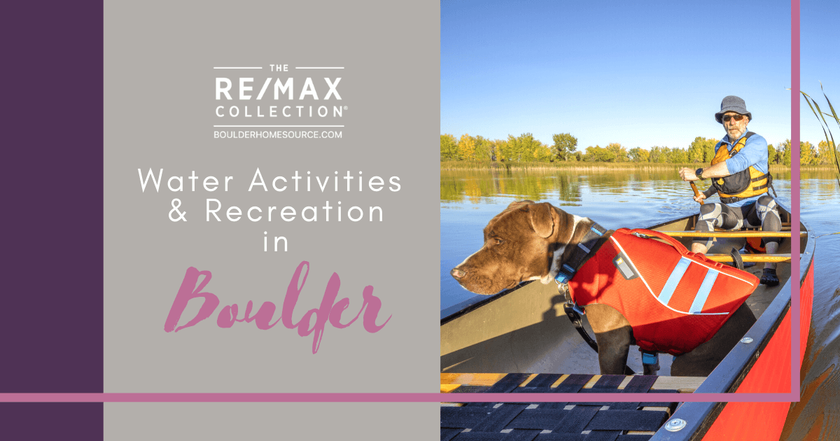 Best Water Activities in Boulder