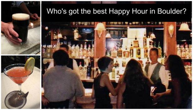 The Best Happy Hour Locations in Boulder, Colorado