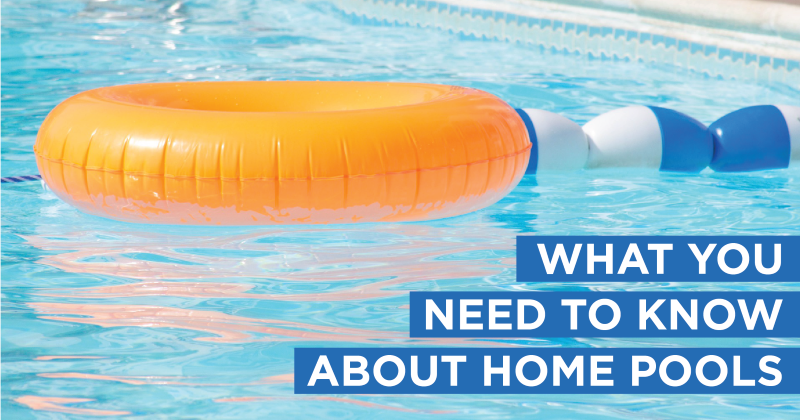 Owning a Home With a Pool NC