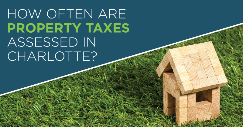 Charlotte NC Property Taxes