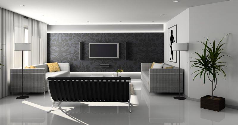 Speakers Living Room Fixture