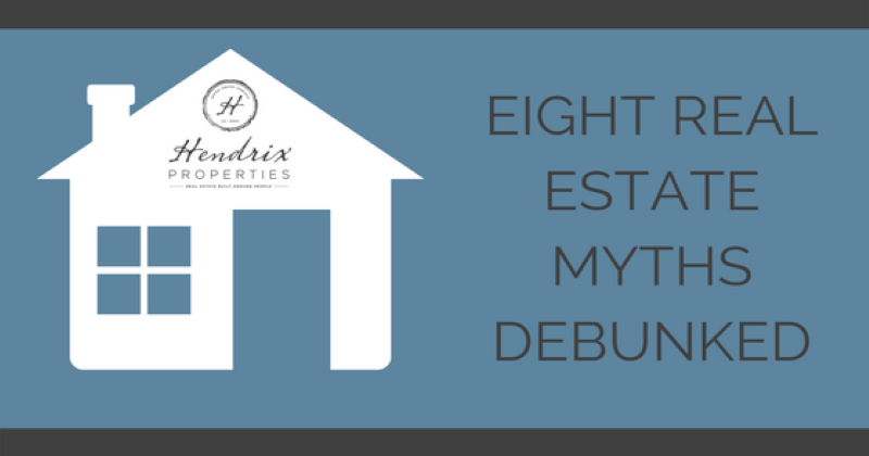 8 Real Estate Myths Debunked