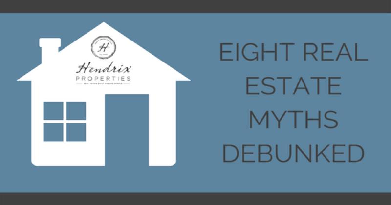 8 Real Estate Myths Debunked