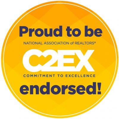 C2EX Edorsed by the National Association of Realtors