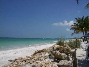 Beach in Bradenton, FL